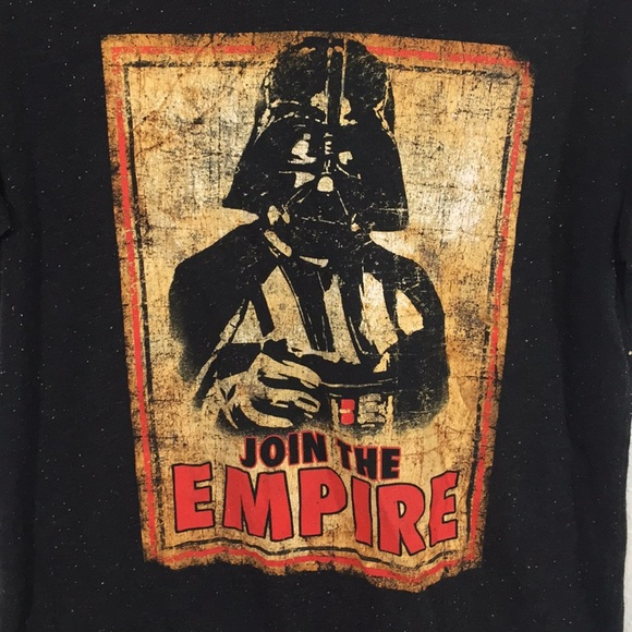 Star Wars Darth Vader Join The Empire Graphic Tee